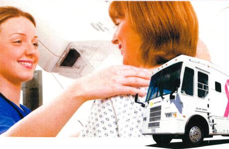 Mobile Mammography Van Schedule